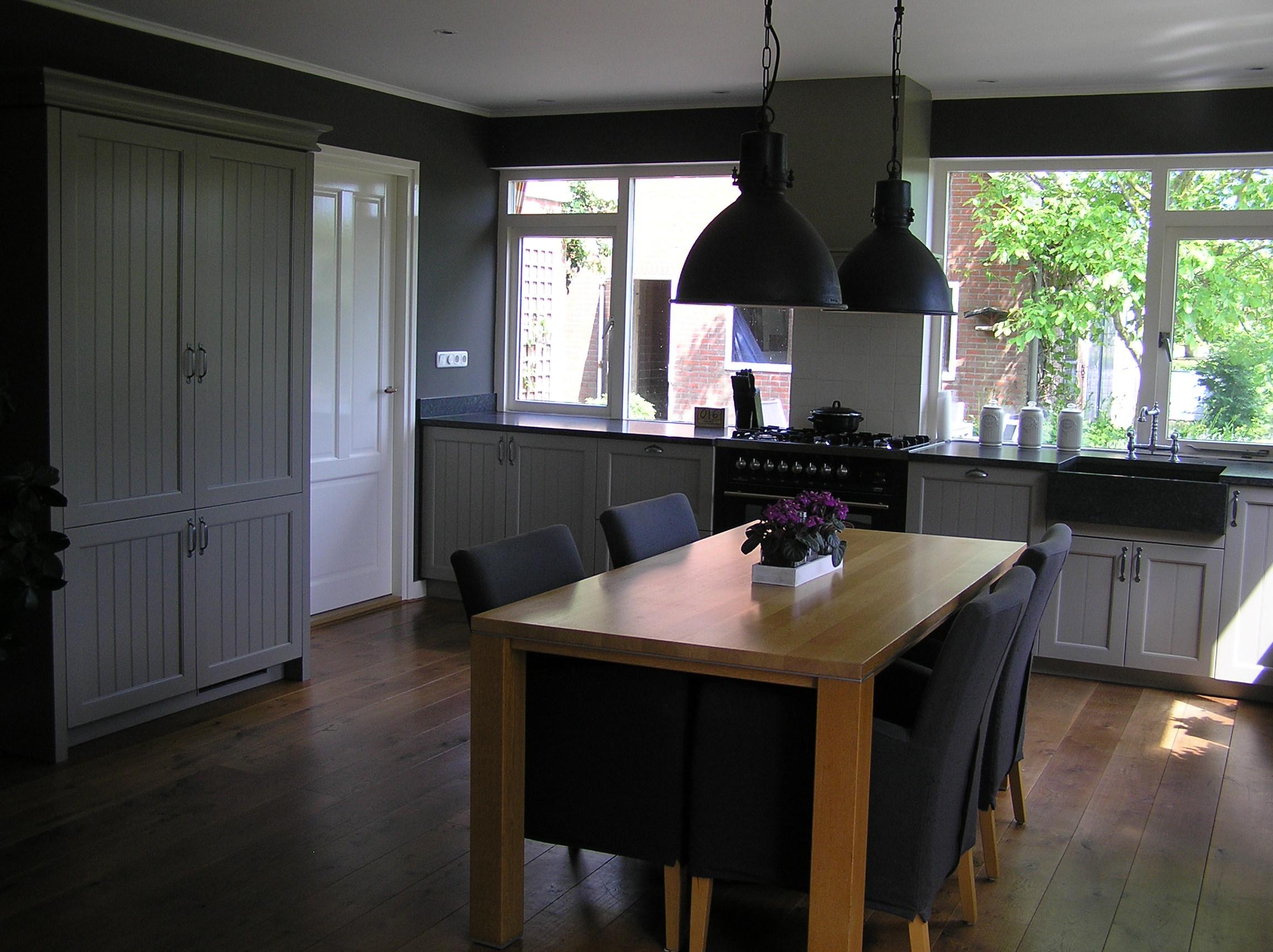 Handgemaakte Keukens Friesland : Homepage freerk feddema keukens